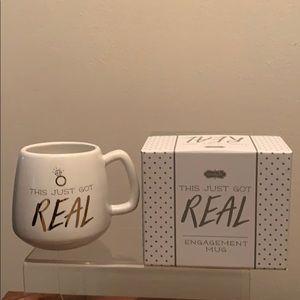 Engagement Mug This Just Got Real